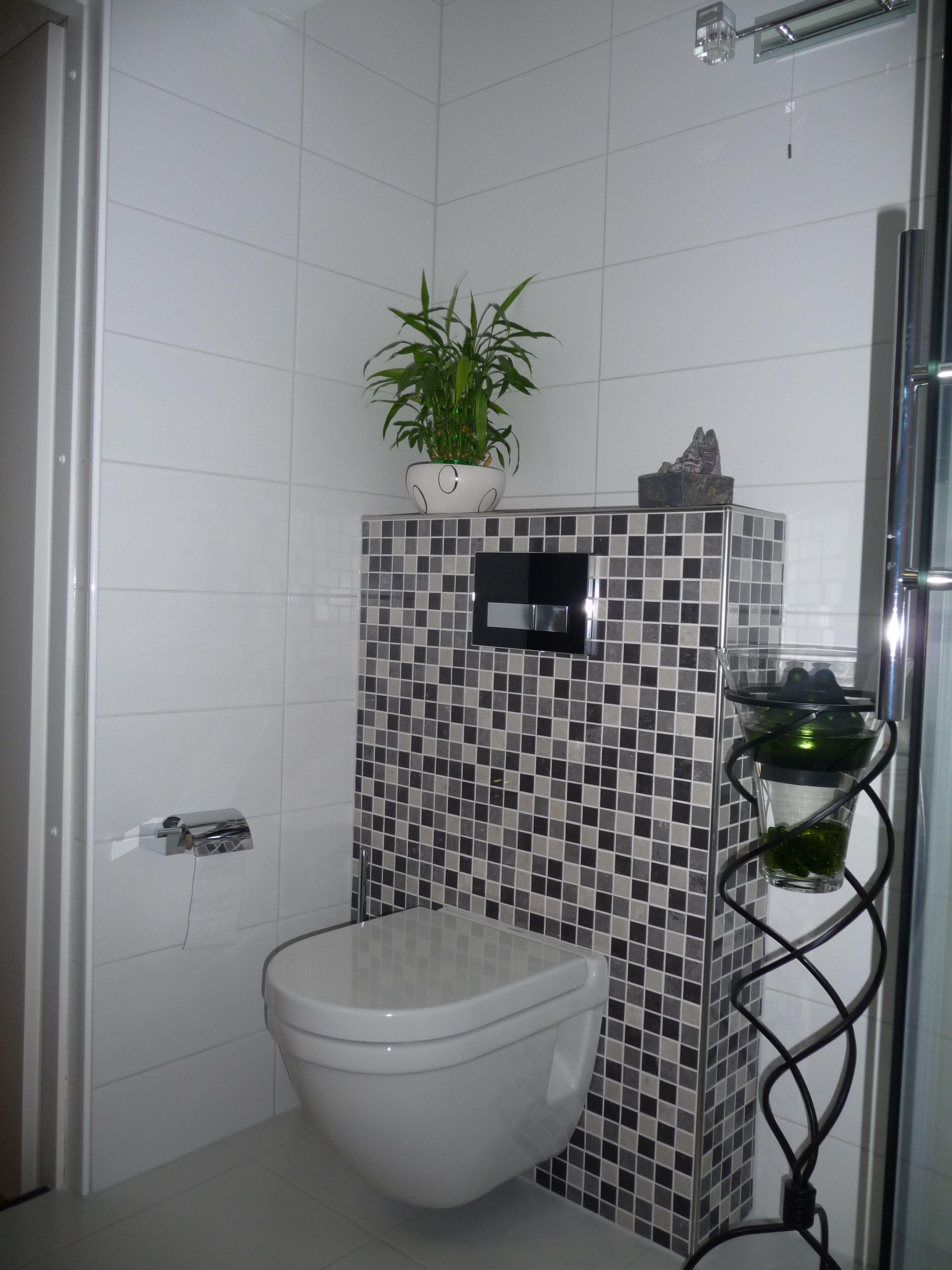 toilet en mozaik wand toilet pinterest sanitair
