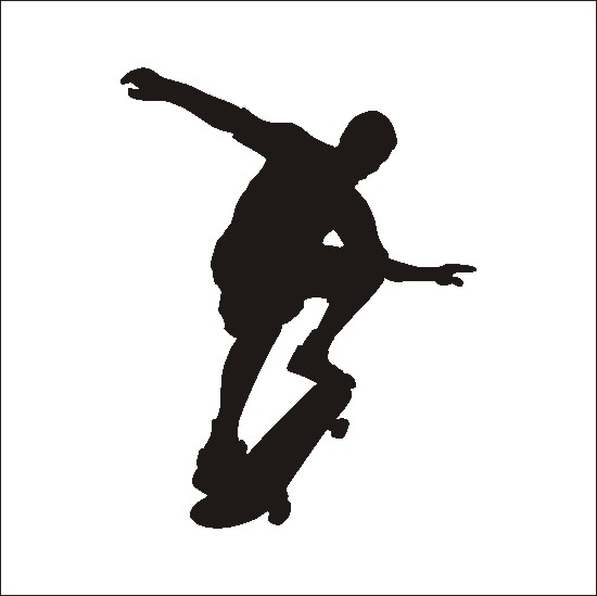 Free Skateboard Cliparts Download Free Clip Art Free Clip Art On Clipart Library Clip Art Logo Clipart Spring Coloring Pages