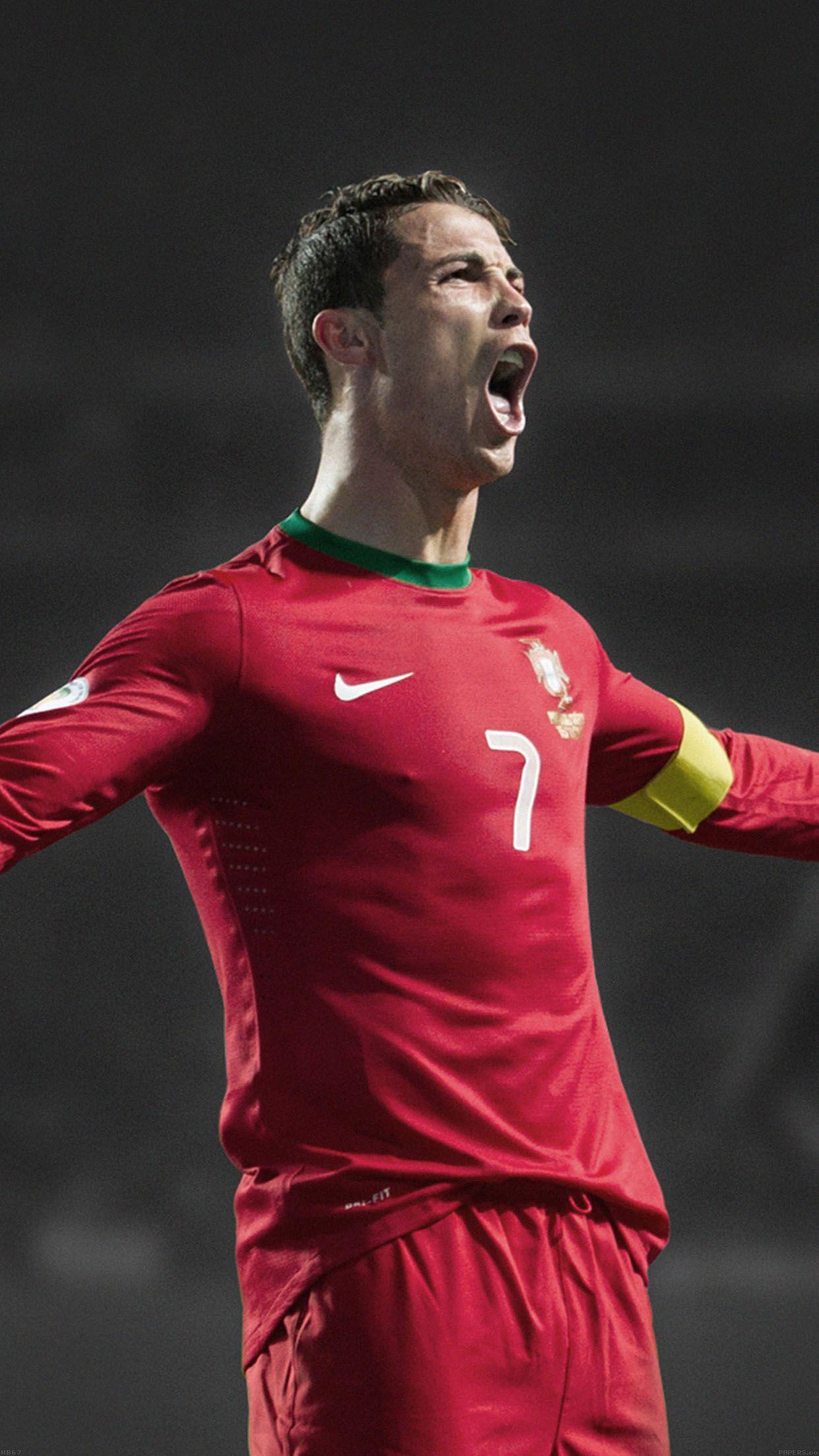 Cristiano Ronaldo HD iPhone Wallpapers Portugal HD