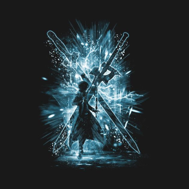 Two Sword Storm (With images) Sword art