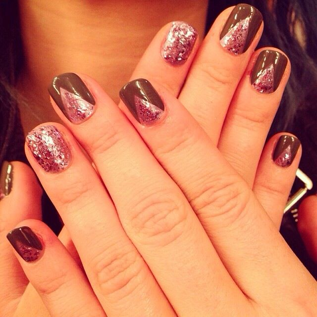 Demi\'s The New Black nail polish line | Nails | Pinterest | Black ...