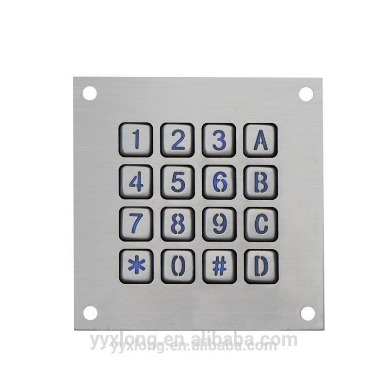 New Design Rfid Card Reader With Numeric Keypad Keypad Glass Door Lock 16 Key Numeric Keypad Nfc Sticker Numeric Keypads Rfid