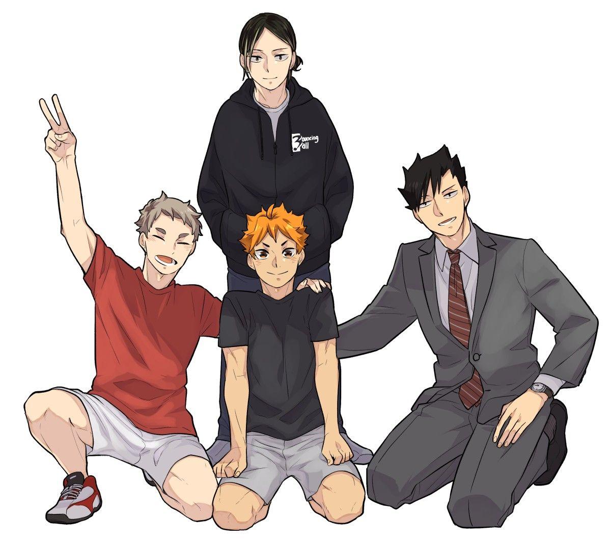 ♥Haikyuu!! ♥ハイキュー!! ♥排球少年 ♥排球少年!!♥anime