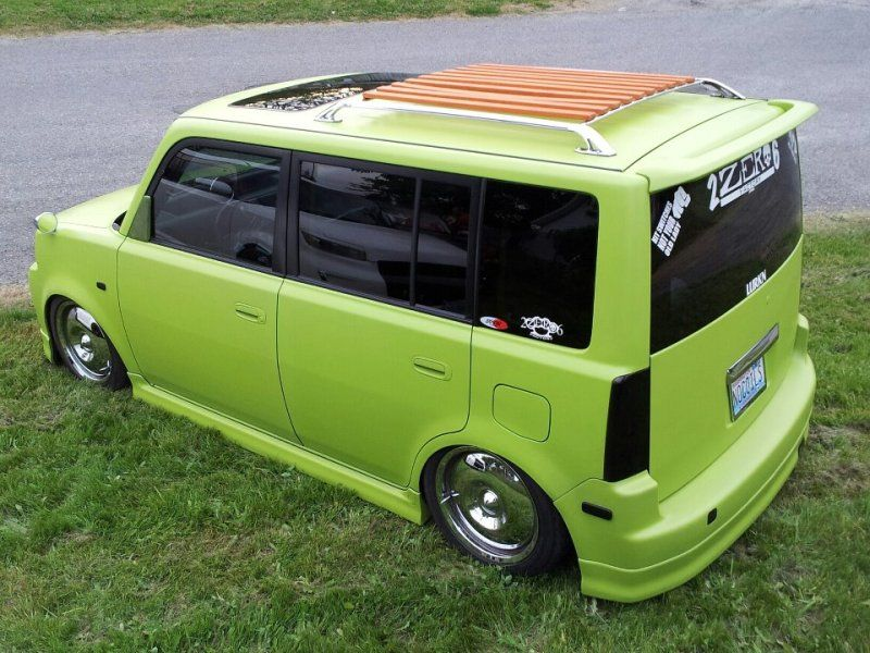 OEM Style Roof Racks - Scion xB Forum | Scion xb ...
