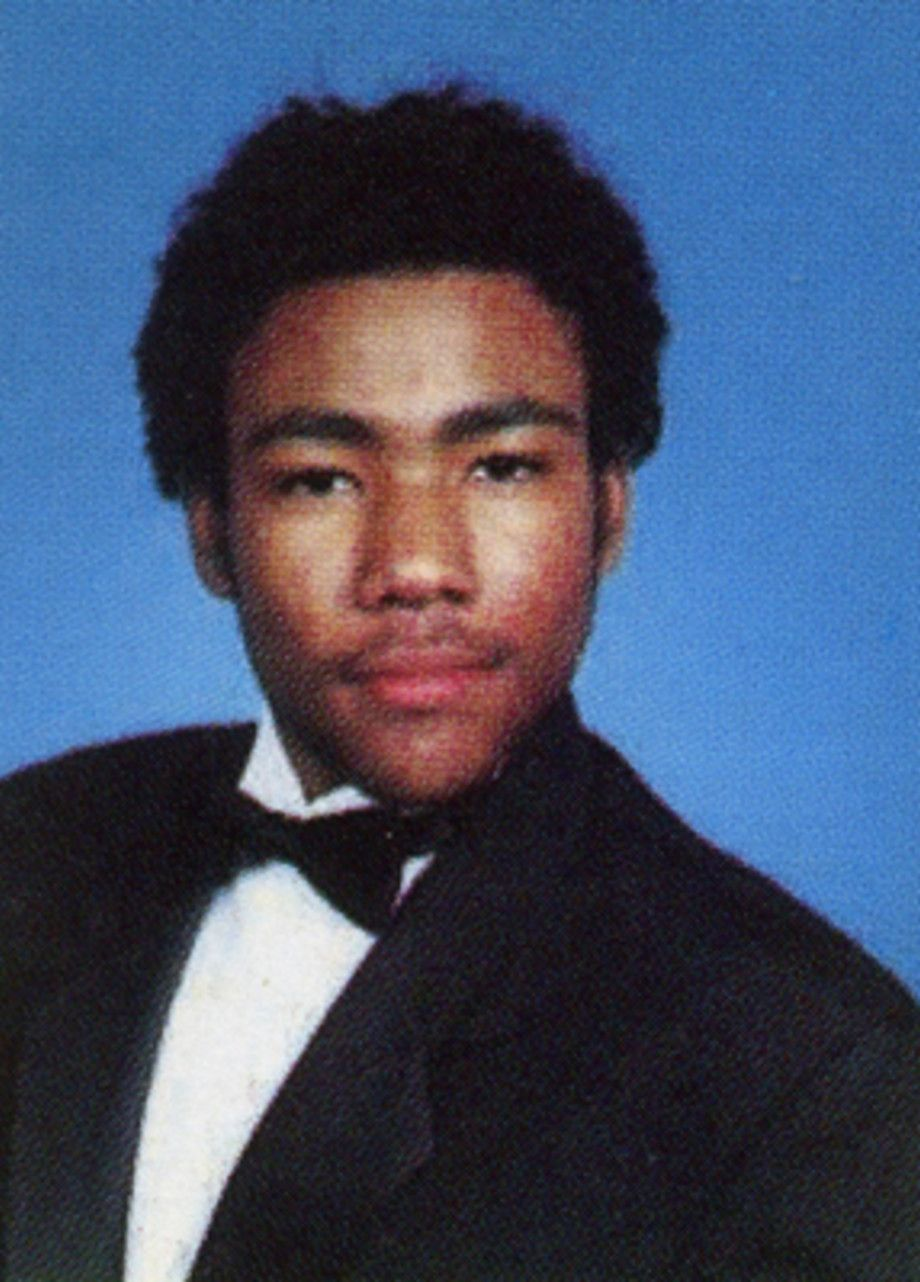 25 Rapper Yearbook Pictures In 2020 Donald Glover Yearbook Photos Yearbook Pictures