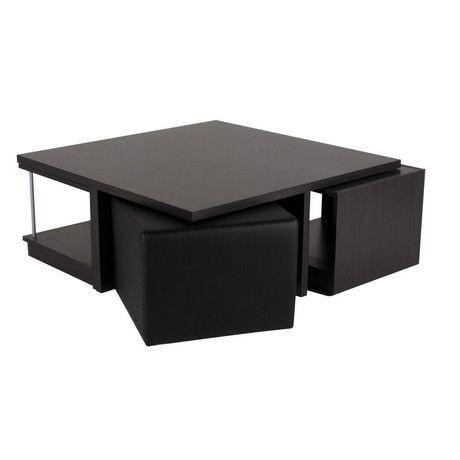 Modulo Coffee Table (Smoke)