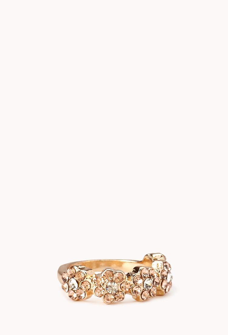 Flower girl midi ring jewelsumetal pinterest spike