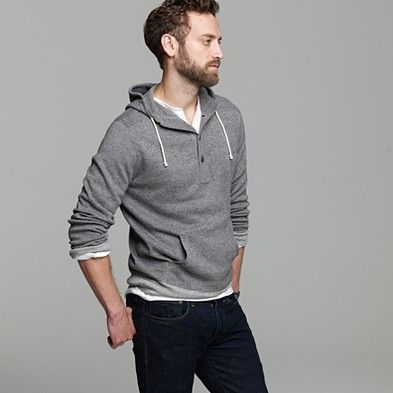 Great hoodie! In-between wear