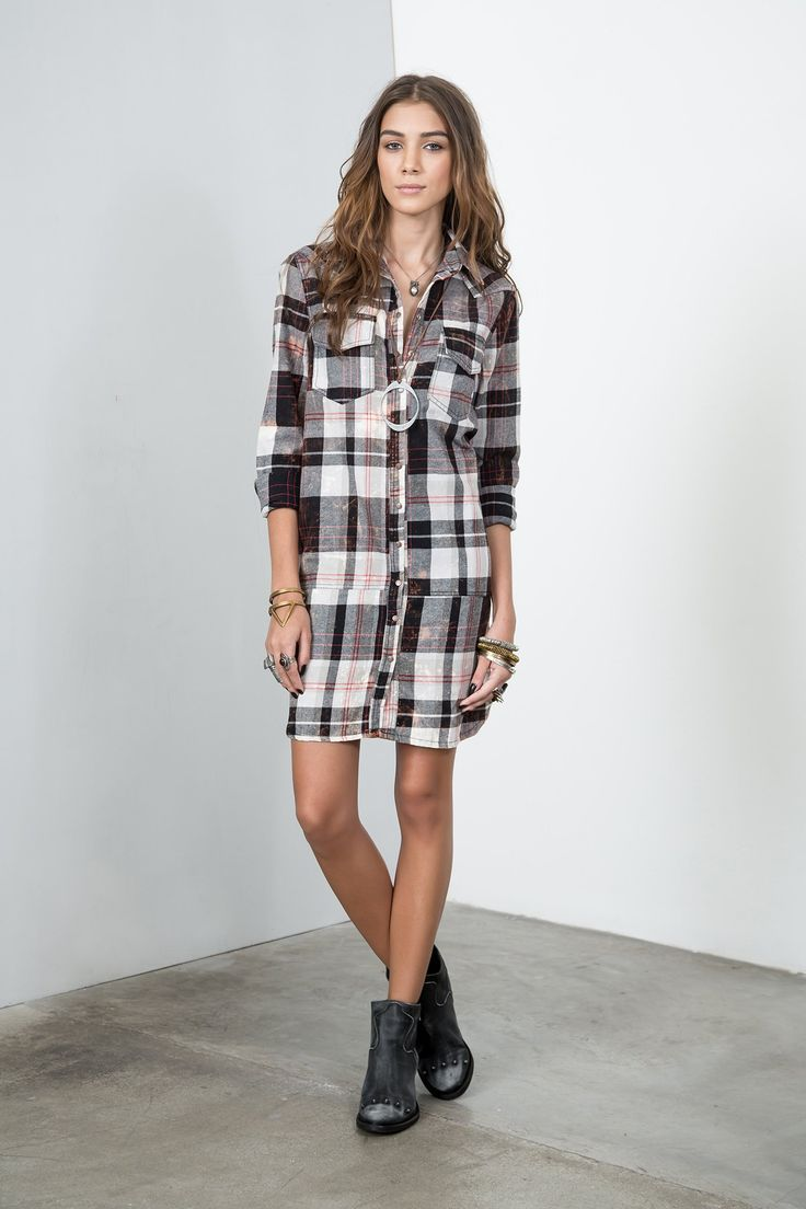 ede709761949 Veja como usar os vestidos chemise! | Cardigan - Chemise - Camisa ...