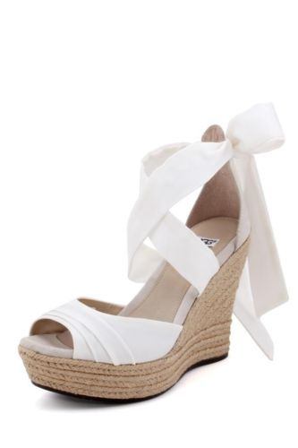 baf31f031fd UGG-Lucianna-Wedge-White-tie-Raffia-Sandal-Shoes-Jute-wrapped ...