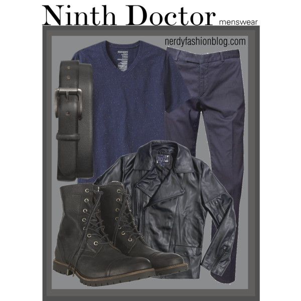 """Ninth Doctor 