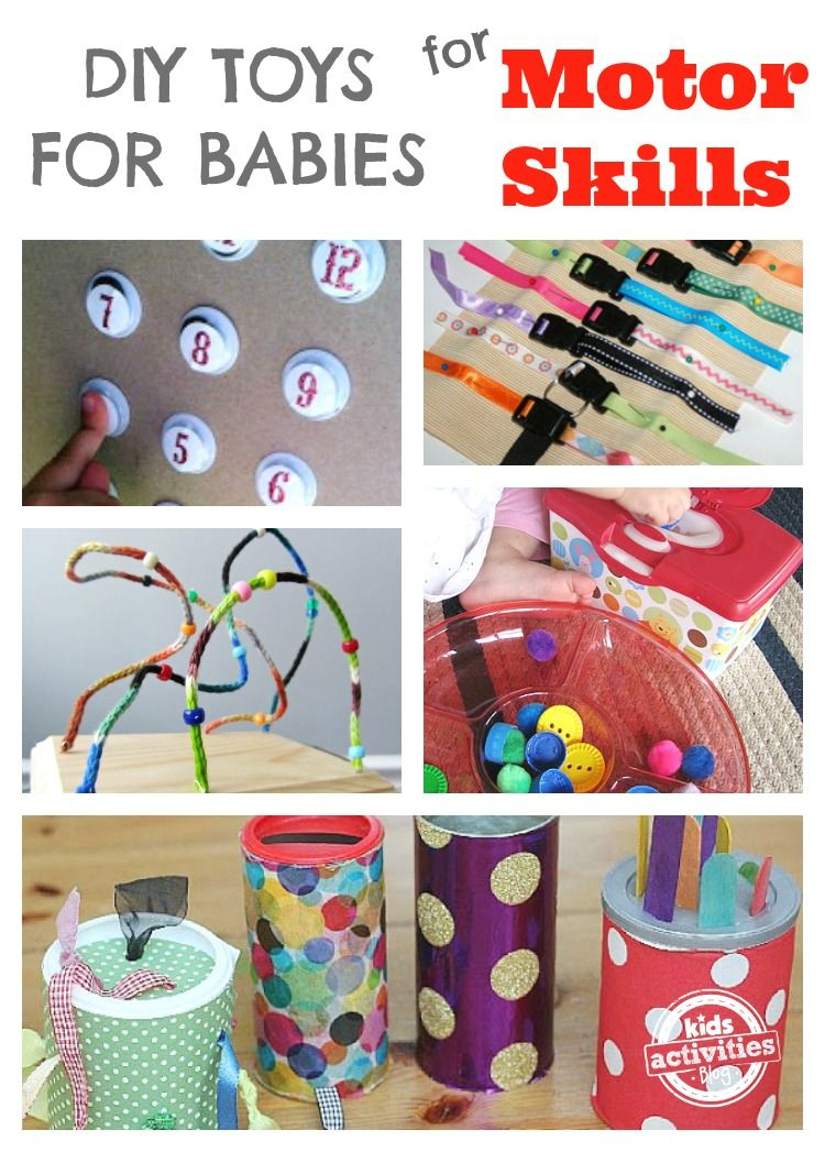Diy Toys For Babies Diy Sensory Toys Homemade Toys Diy