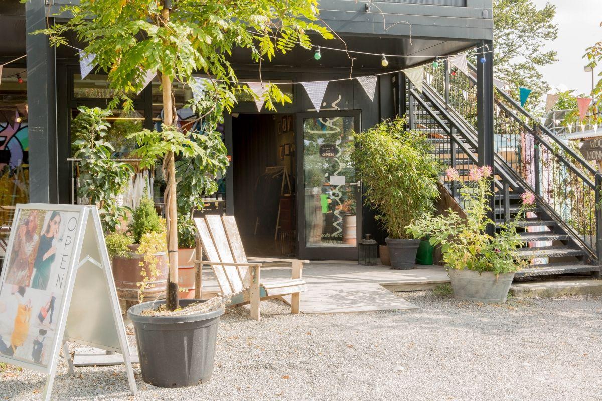 Frau Gerolds Garten Sonnenterasse Sommerrestaurant Winterstube Kunst Und Stadtgarten Geroldareal Zurich West Gerolds Garten Frau Gerolds Garten Garten