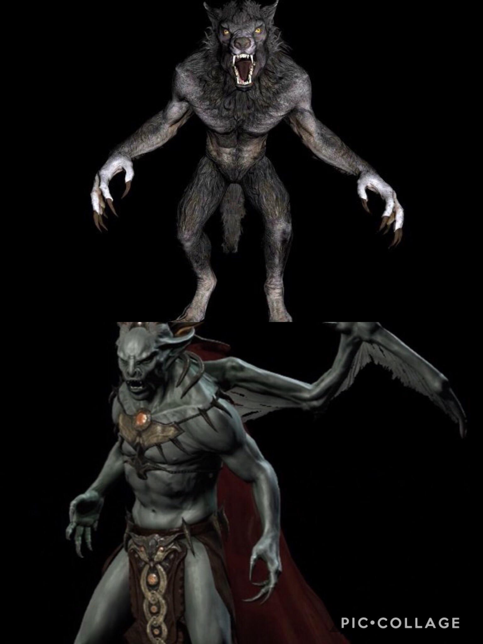 Werewolf lord skyrim