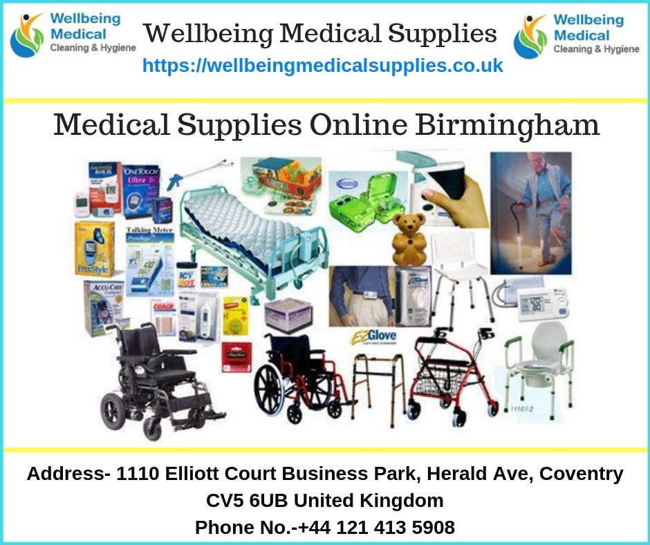 Medical Supplies Online Birmingham (With images) Medical