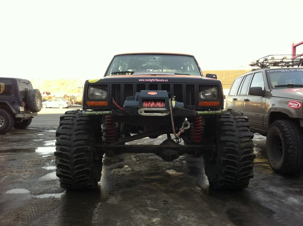 Wtf Is With The Angry Eyes Jeep Xj Angry Eyes Jeep