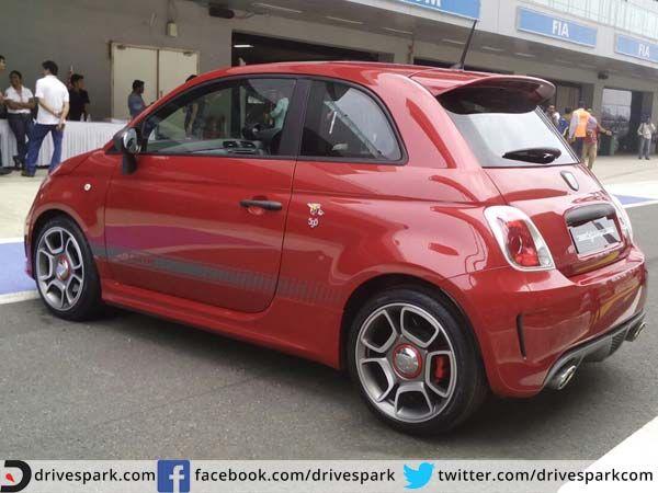 Fiat Abarth 595 Competizione Launched Fiat Abarth Fiat