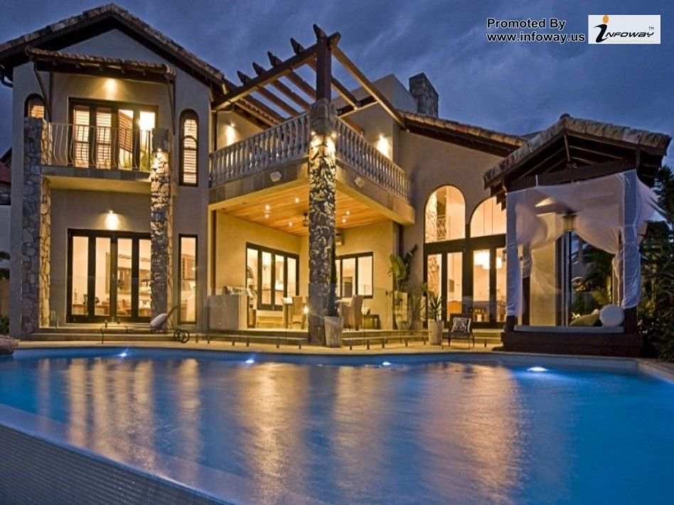 Exterior Hd Wallpapers Decorsranch Style Homes Wallpaper Modern