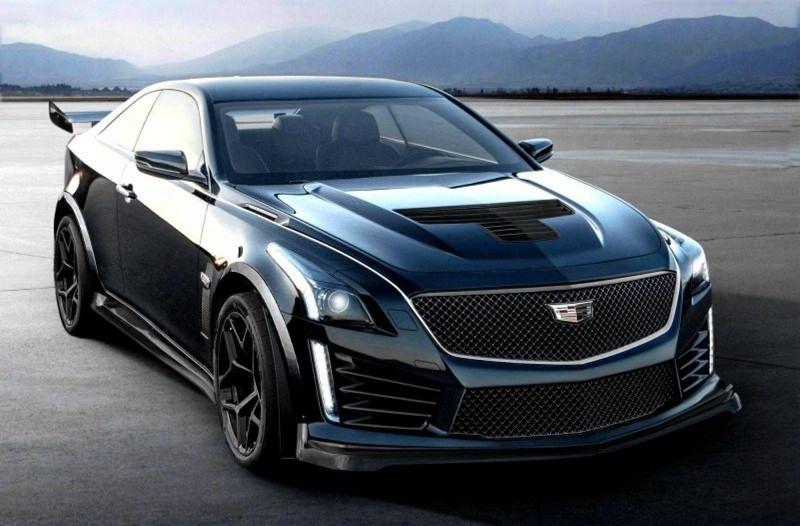 2017 Cadillac Cts Rs