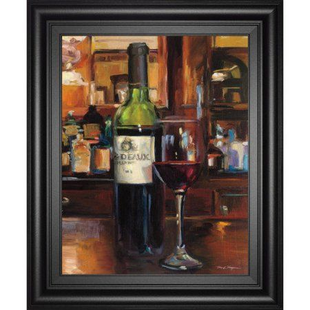 Classy Art Wholesalers \'A Reflection of Wine III\' by Marilyn ...