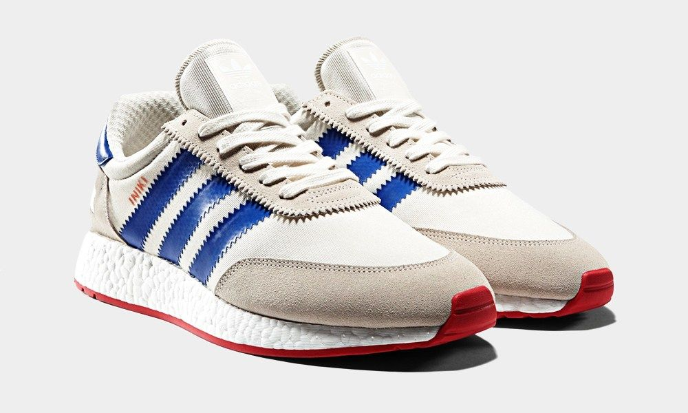 d179c4979a0 These adidas Iniki Boosts Pay Homage to Running Sneakers of the '70s ...
