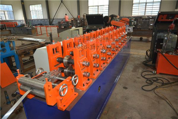 Pin On Hot Dipped Galvanized Cable Tray Making Machine