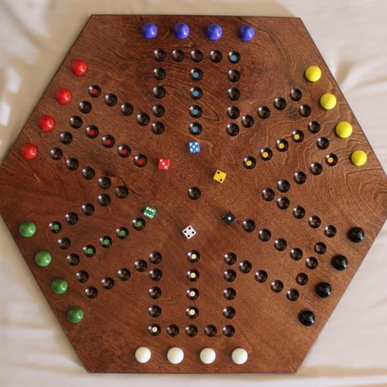 Marble Game With Wooden Board Wahoo Board From Djcreations  Things To Make  Pinterest