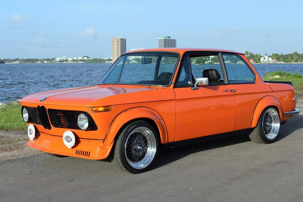 Hemmings motor news e30 m3 powered 1973 bmw 2000tii for sale on