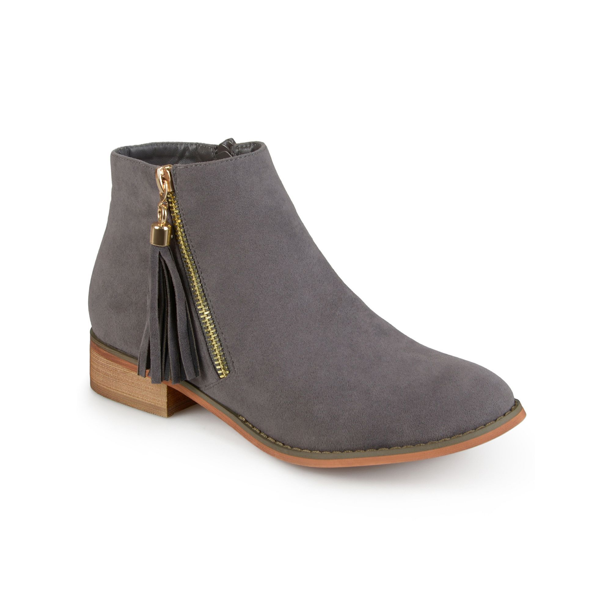 7883b5410c20 Journee Collection Trista Women s Ankle Boots