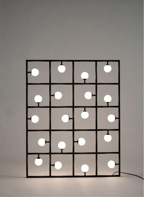 Lampe Squares Goodmoods Nourrit Les Humeurs Creatives Le Premier Cahier De Tendances Et De Styles Deco E Lampadaire Design Luminaire Luminaire Contemporain
