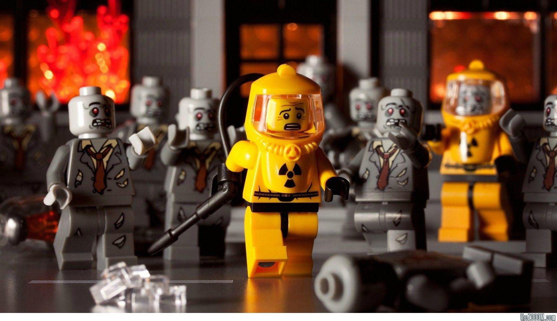 картинки про лего зомби штурмовики книжные