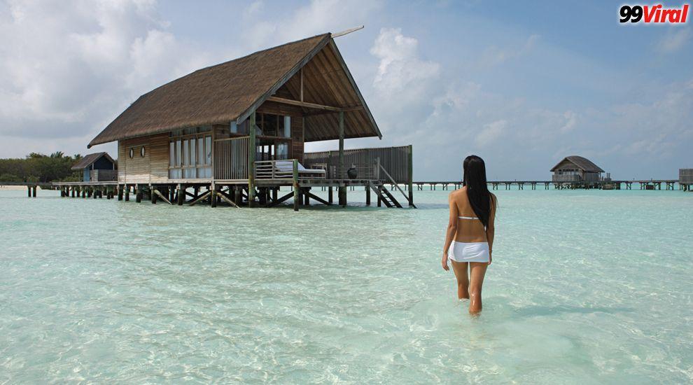 Cocoa Island Resort, Maldives