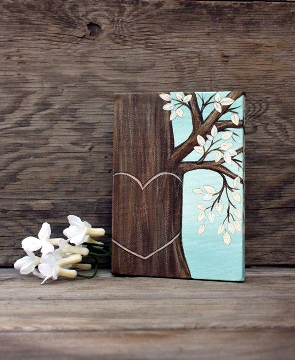 30 More Canvas Painting Ideas Easy Canvas Painting Canvas