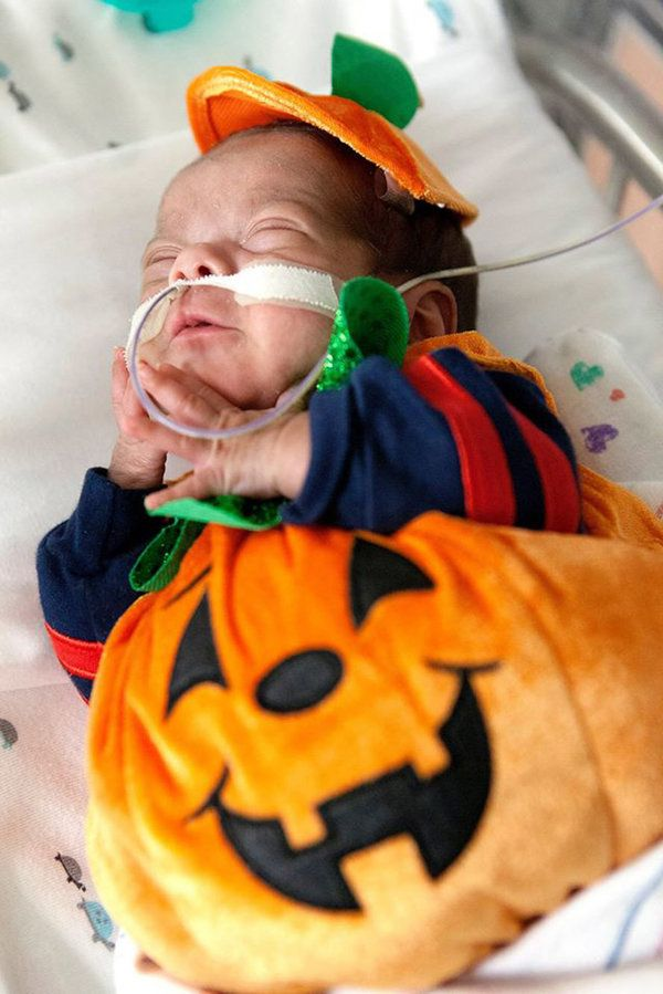 Image result for Michigan Hospital Dresses Up Its Tiniest Patients for Halloween — See the NICU Babies' Costumes