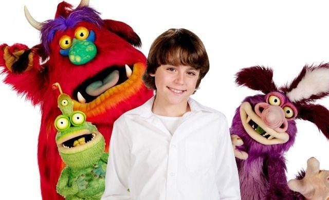 Eu e os monstros