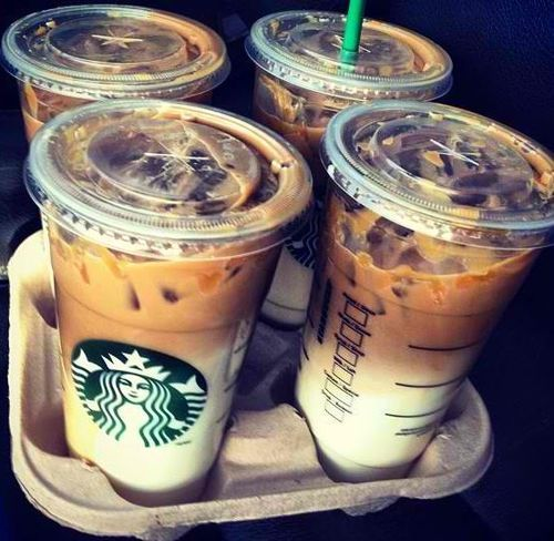 This Sounds Amazing Right Now Starbucks Starbucks Drinks Iced Coffee