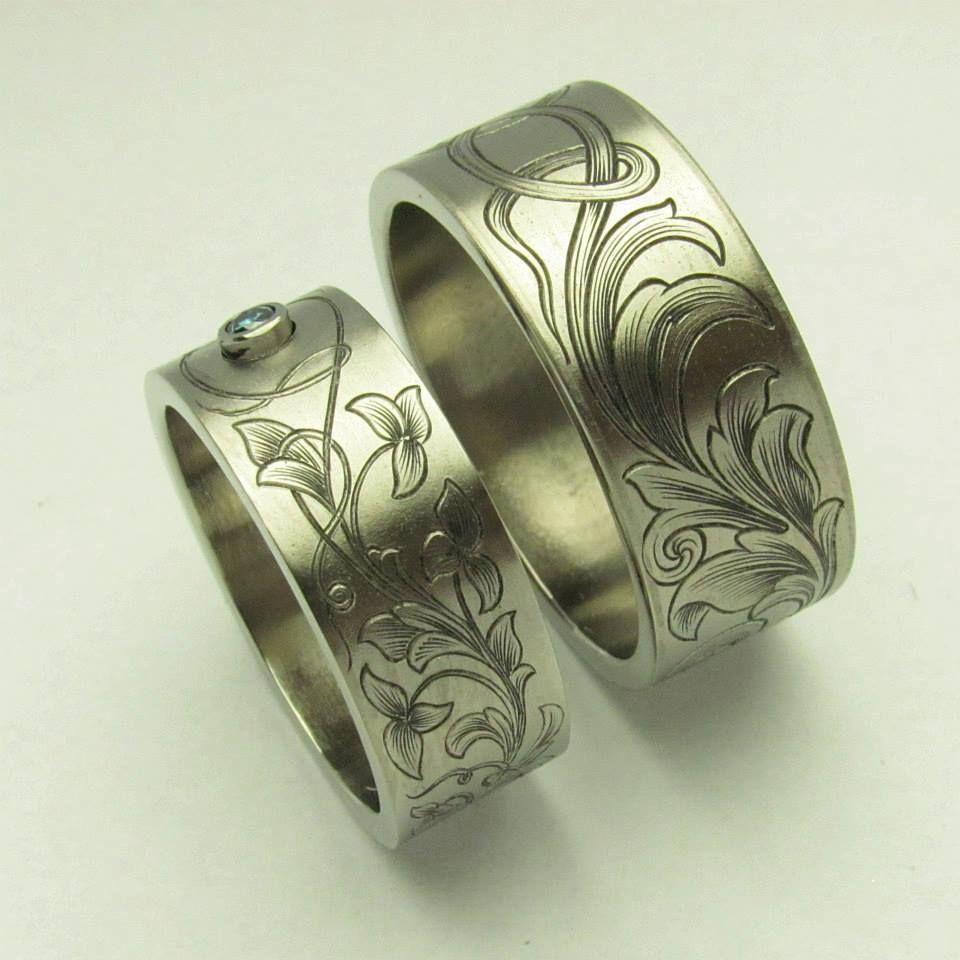 Lovely  best Wedding bands images on Pinterest Titanium wedding bands Titanium rings and Men rings