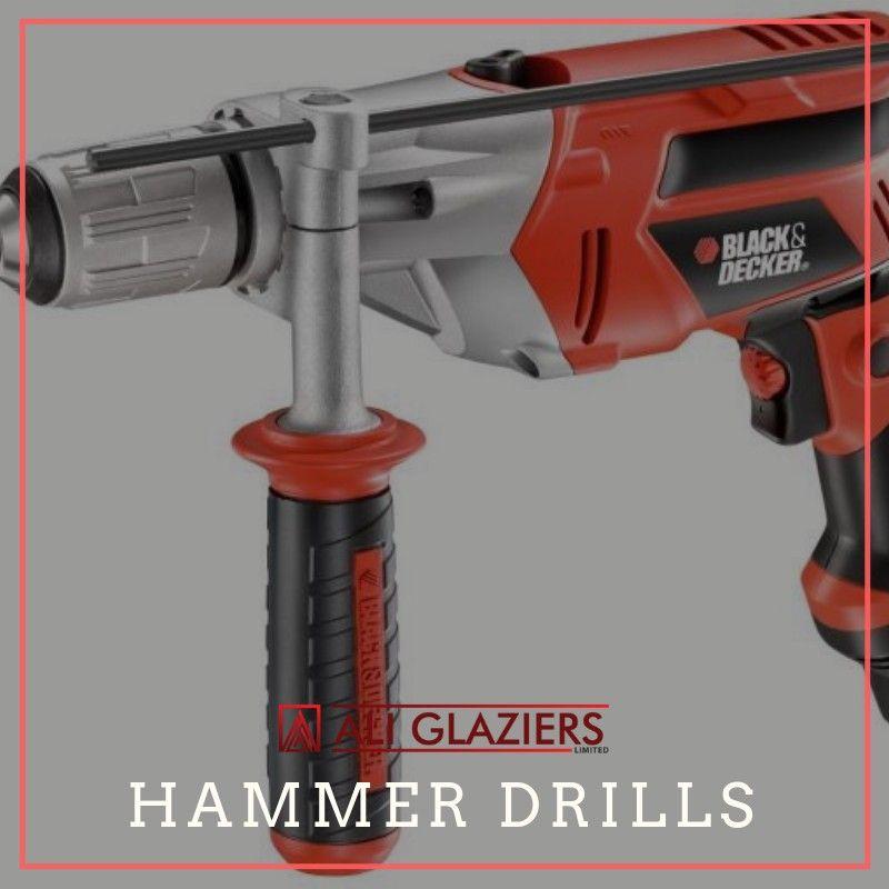 Black and decker hammer drill kit hammer drill drill