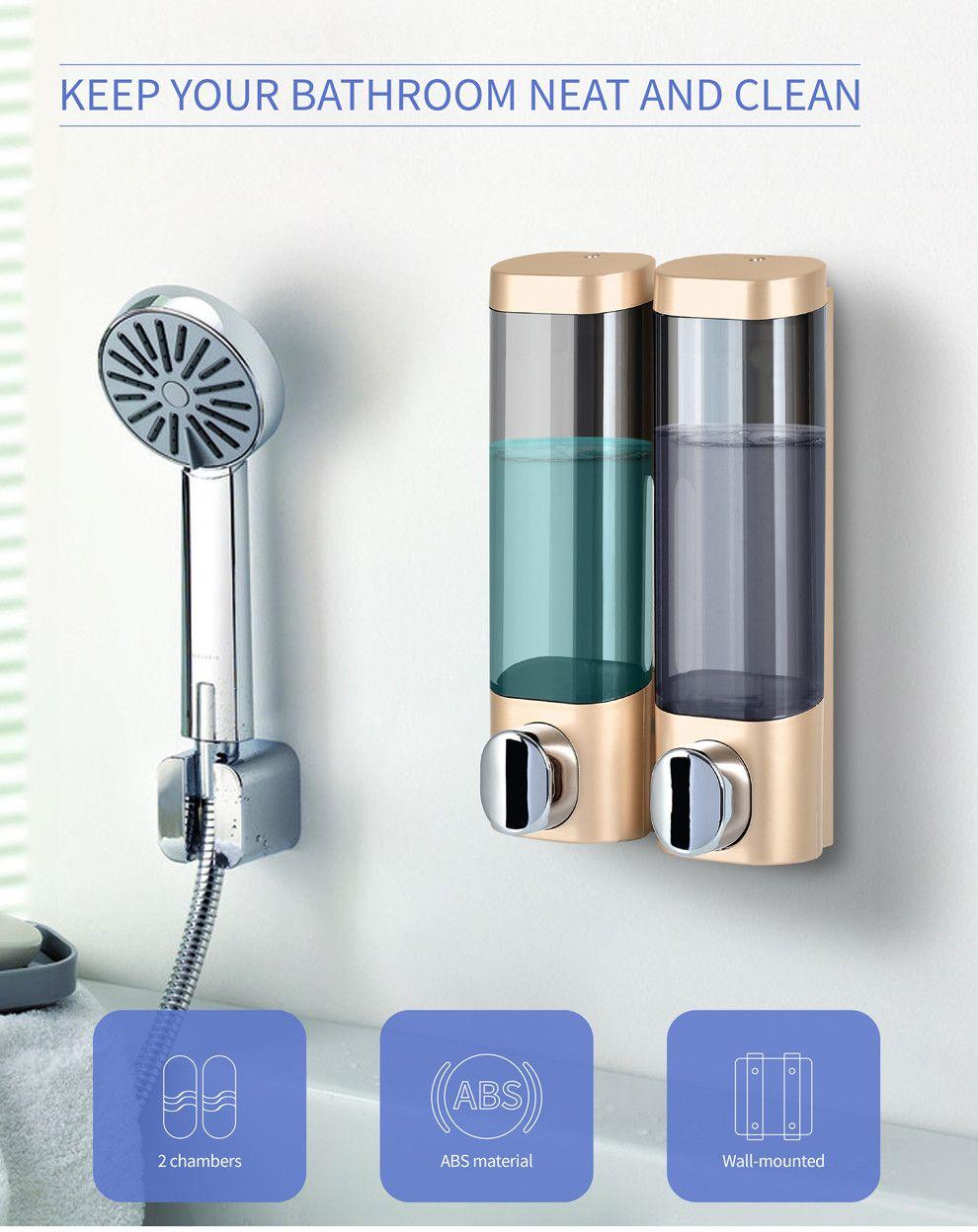Wall Mount Liquid Soap Dispenser In 2020 Soap Dispenser Liquid Soap Modern Gadgets