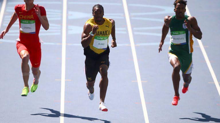 Yohan Blake Rio 2016 | Jamaica, Rio 2016, Olympics