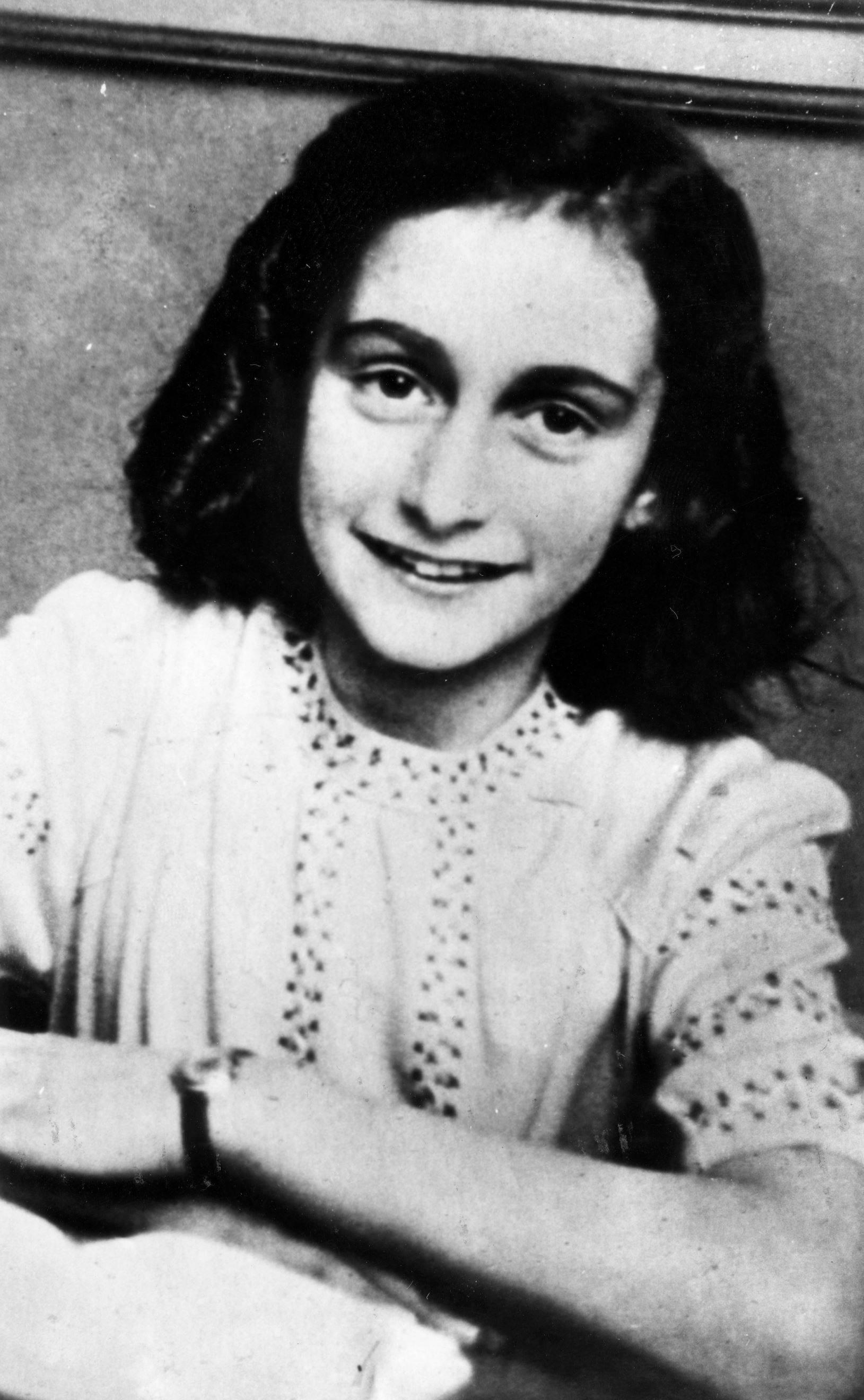 Most influential women in modern history  Anne Frank