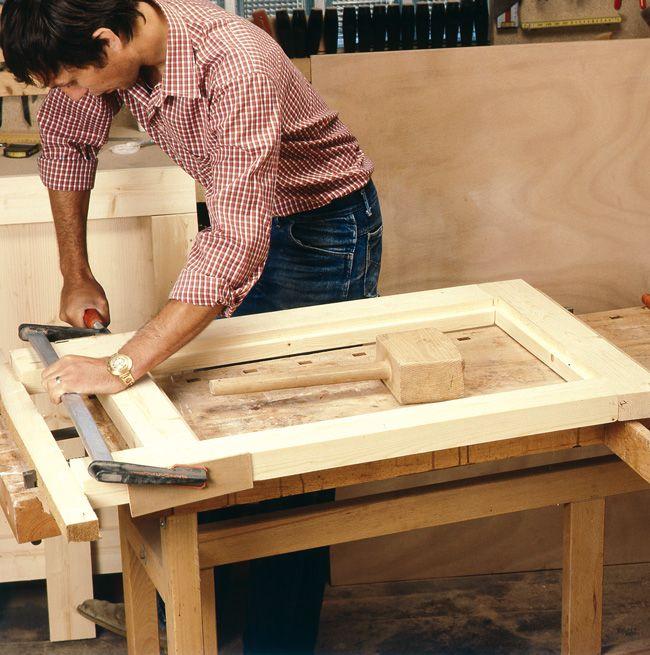 bon Comment fabriquer un meuble de rangement en bois?