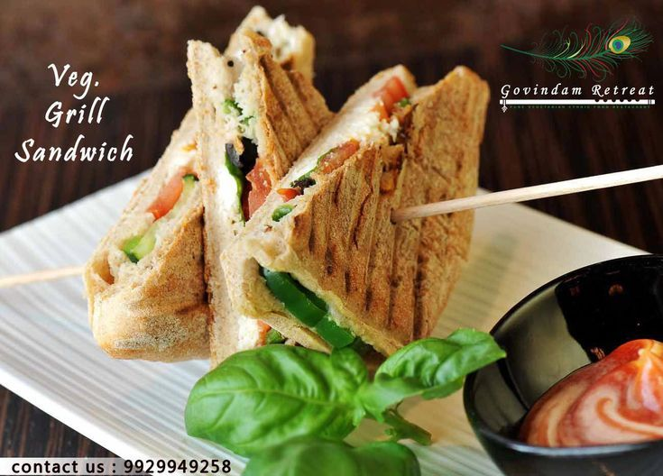 Govindam Retreat Now Ready To Eat Best Place For Kitty Party And Birthday Healthy Breakfast Near Grilled Vegetable Sandwich Food Healthy Sandwiches