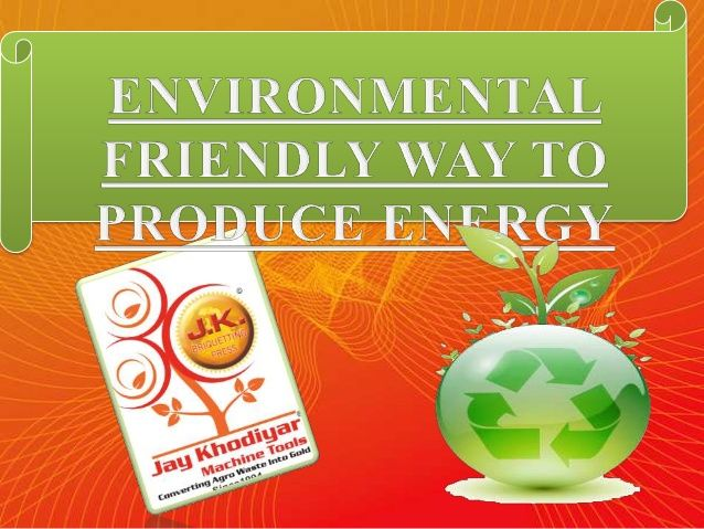 Environment friendly way to generate energy