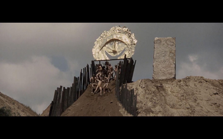 Fellini Satyricon 1969 – Directed by Federico Fellini
