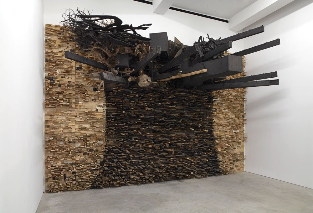 Leonardo Drew | Leonardo drew, Inspirational sculpture, Sculpture installation