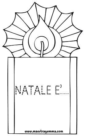 Pregrafismo maestra gemma natale lanterne di natale e for Maestra gemma recite di natale