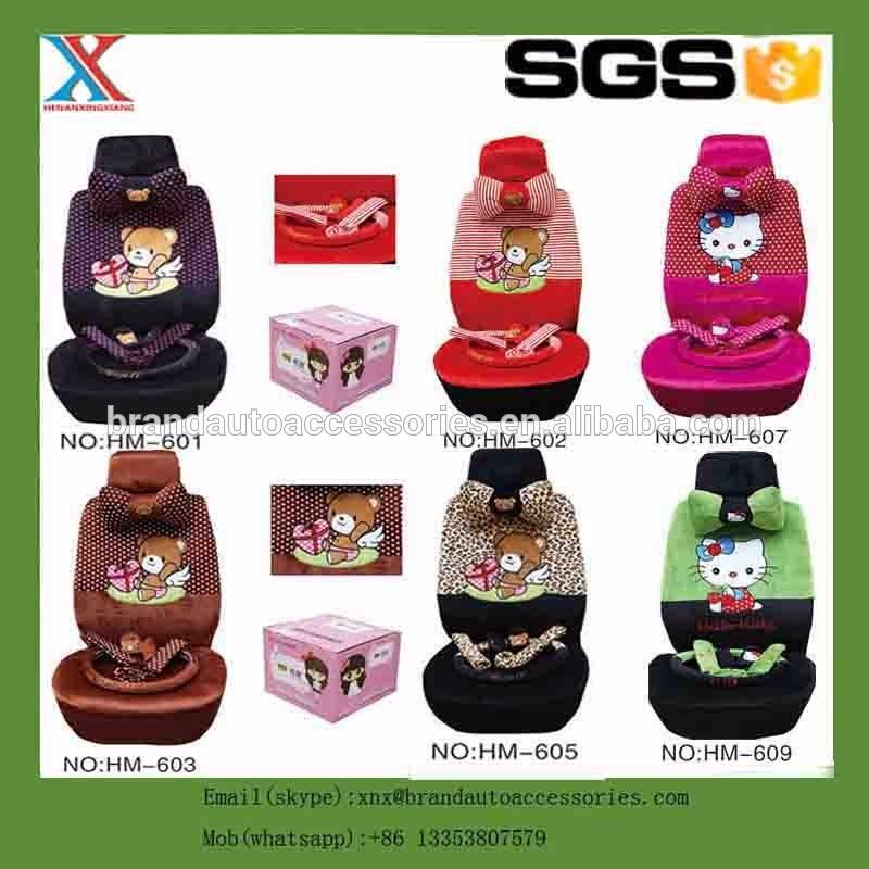 Novelty Car Seat Covers