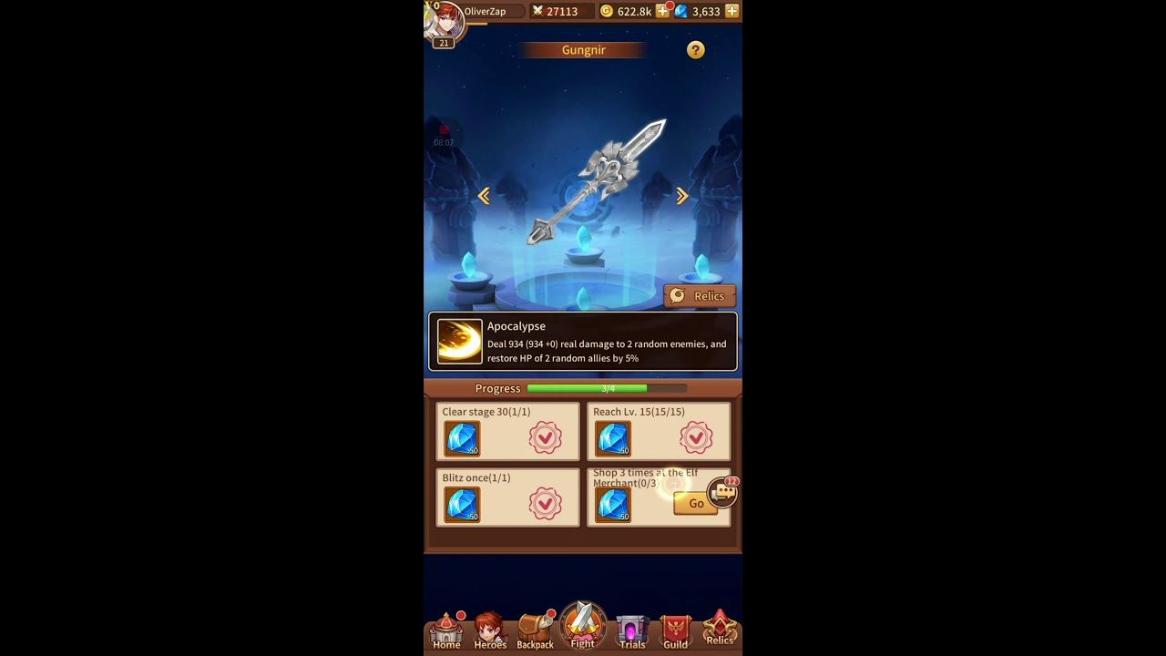Elora S Raid Gameplay Characters Upgrade And Equip In 2020 With