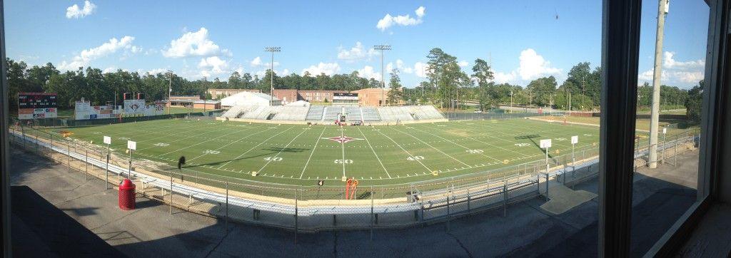 thomasville high school football stadium